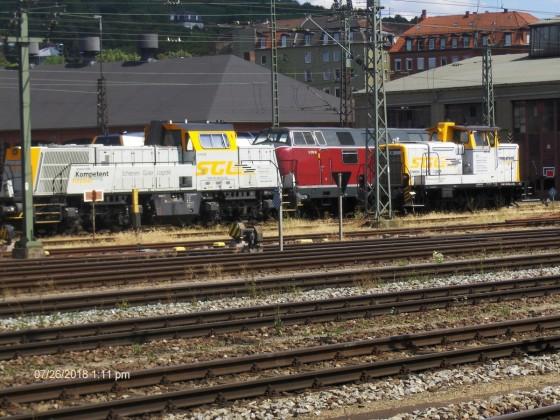 V170.15 , V270.10 und V60.14 der SGL