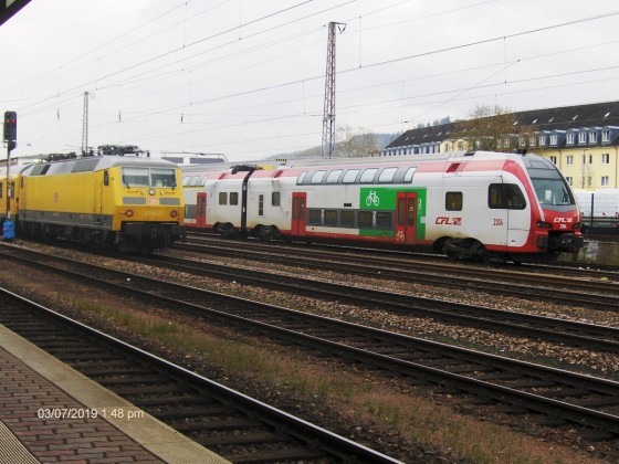 120 160-7 und CFL 2304