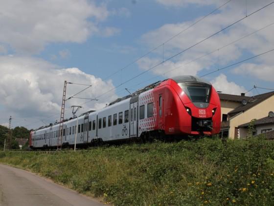 1440 015 in Saarlouis Roden