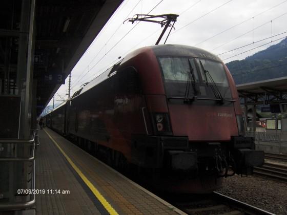 1116 230 in Jenbach