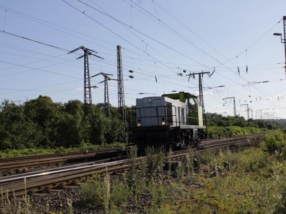 Captrain V144 in Duisburg