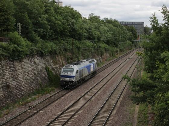 Europorte 4002 Saarbrücken Güterbahn