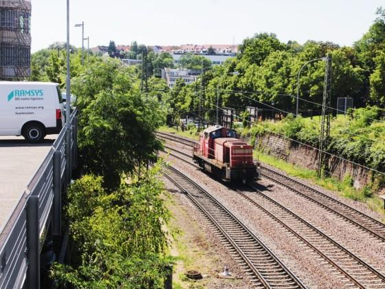 294 622-6 Güterbahn Saarbrücken