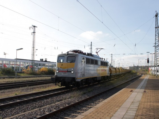 Schweerbau 140 797-2 in SSH