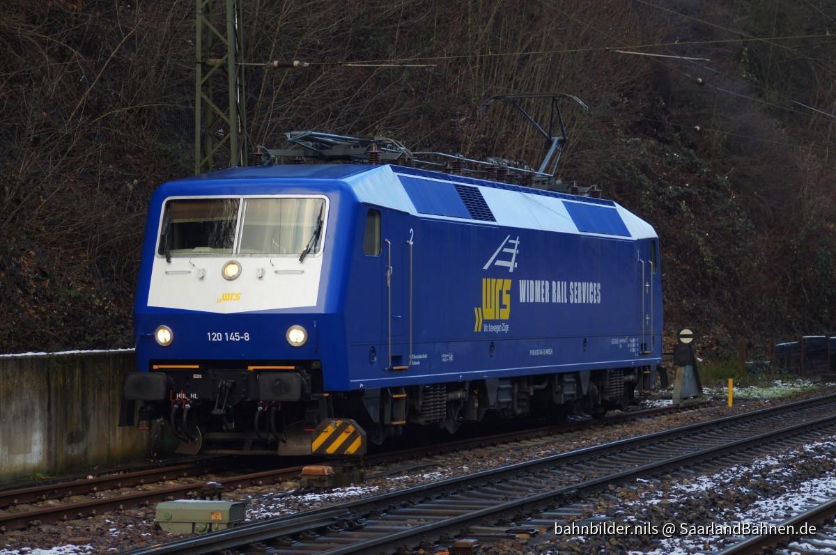 Br 120 von WRS im Saarland