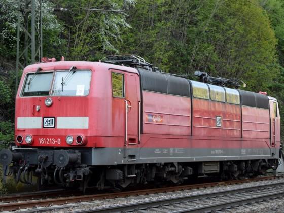 "181 213 ""Saar"" abgestellt in Jägersfreude, 22.04.2020"