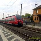 442 707 in Wittlich Hbf