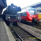 03 1010 und 442 206 in Trier