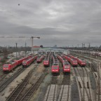 Br 152,185,193,145,187 in Mannheim Rbf