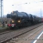 CFL 5519 mit Sonderzug