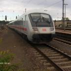 IC Steuerwagen Ausfahrt SSH