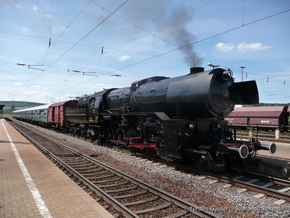CFL 5519 am 12.06.2011  in Merzig