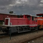 332 073-6 im Eisenbahnmuseum Bochum-Dahlhausen
