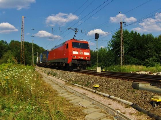 152 085-7 in Laufach